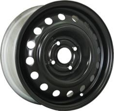 Штампованные диски Arrivo (black)