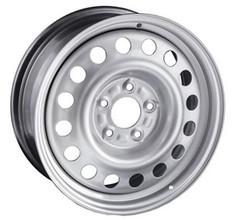 Штампованные диски Arrivo (silver)