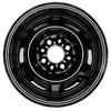 Штампованные диски автоваз (черный)