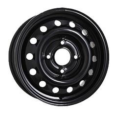 Штампованные диски mefro (черный)