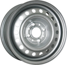 Штампованные диски SDT (silver) 14x5.5 4x98 ET35 DIA58.60