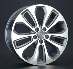 Штампованные диски MAGNETTO silver